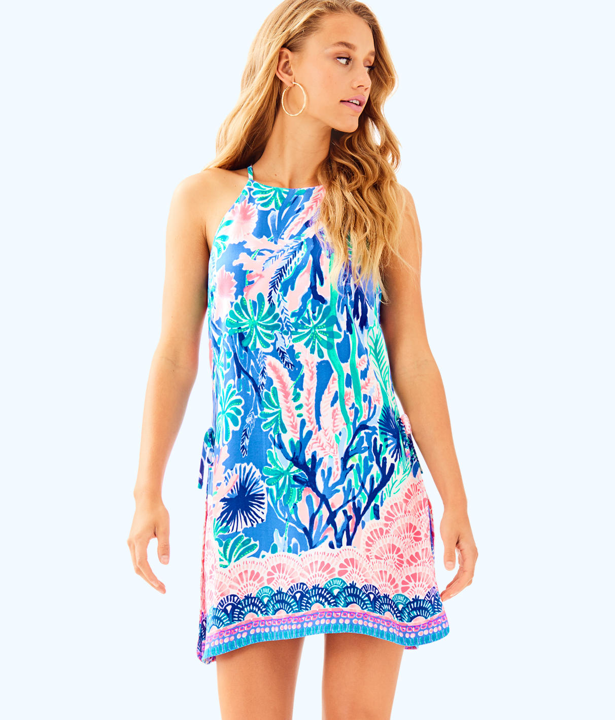 Lilly Pulitzer Lilly Pulitzer Womens Pearl Romper