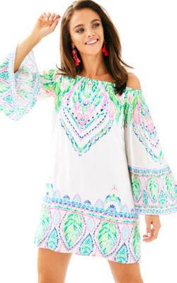 Nevie Off The Shoulder Dress, , large