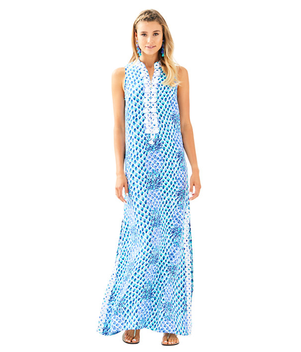 Jane Maxi Dress, , large