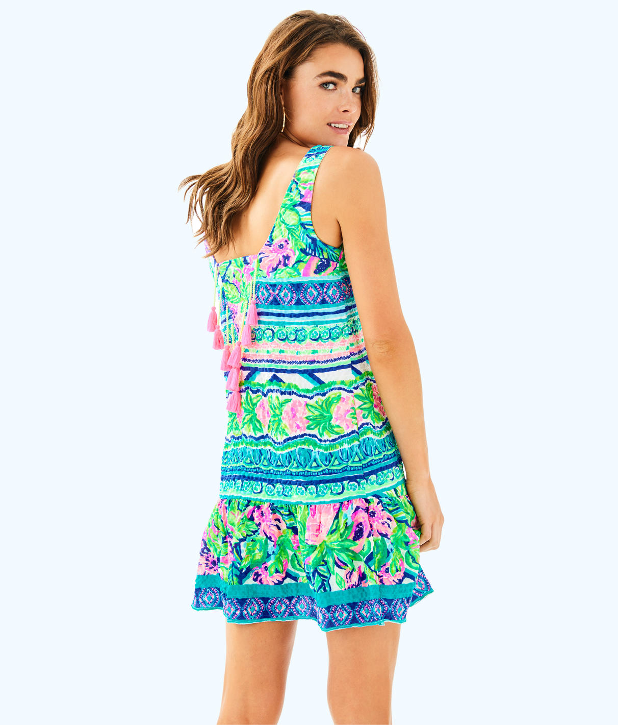 Lilly Pulitzer Lilly Pulitzer Womens Gabriella Dress