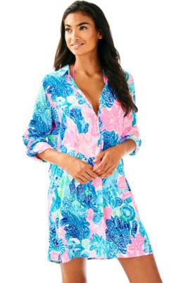 Lillith Tunic Dress, , large