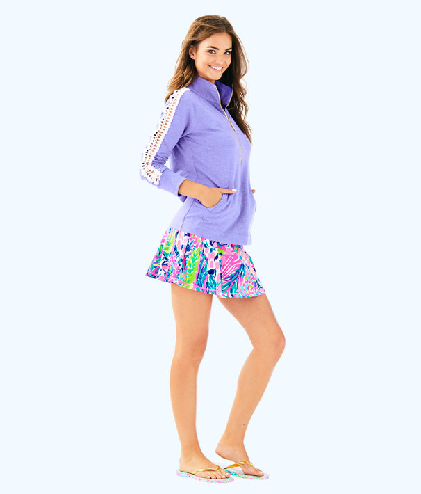 Skipper Solid  Popover, Periwinkle Purple Heather, large