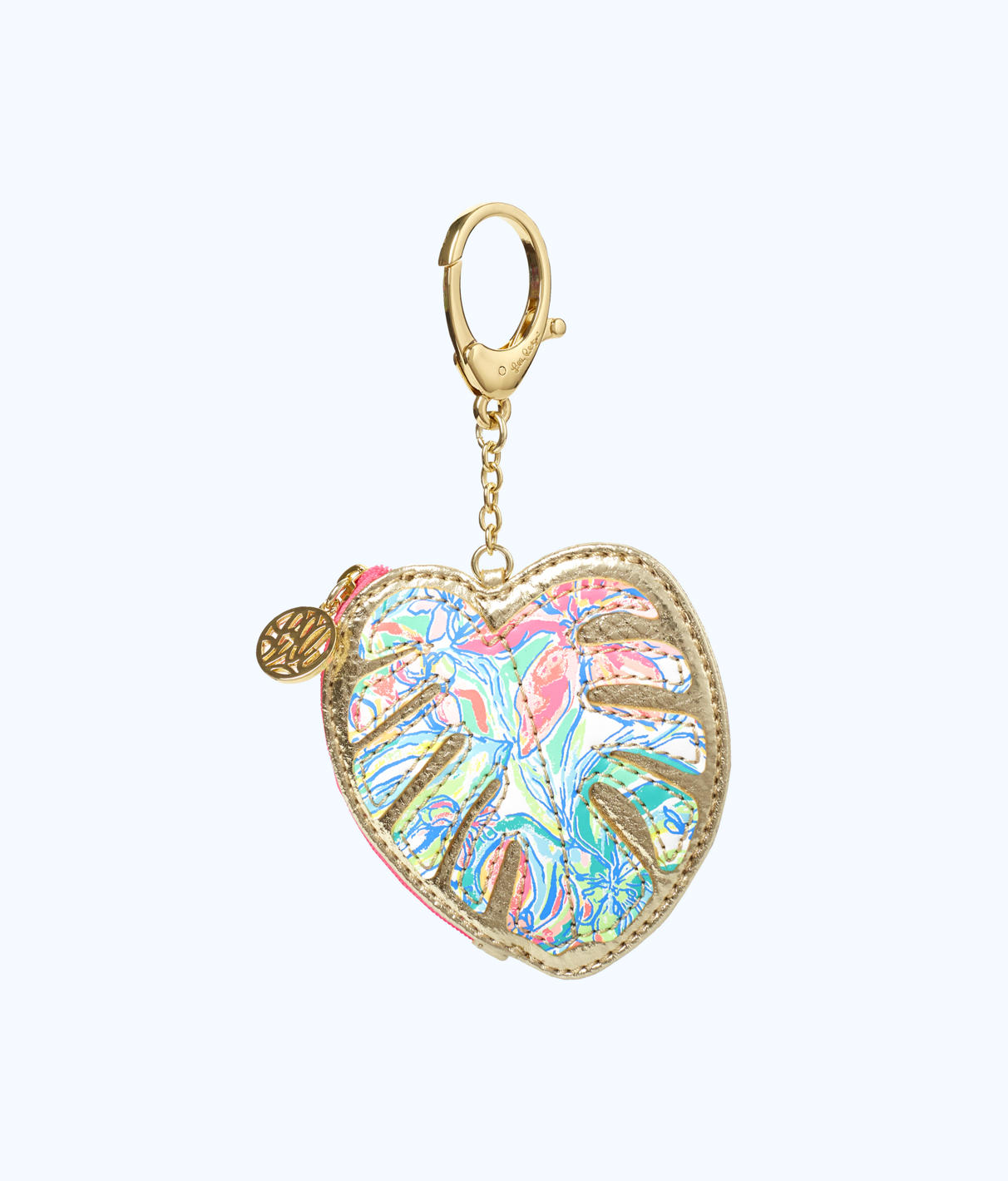 Lilly Pulitzer Lilly Pulitzer Palm Coin Case