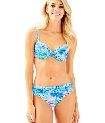 Blossom Underwire Bikini Top, , large