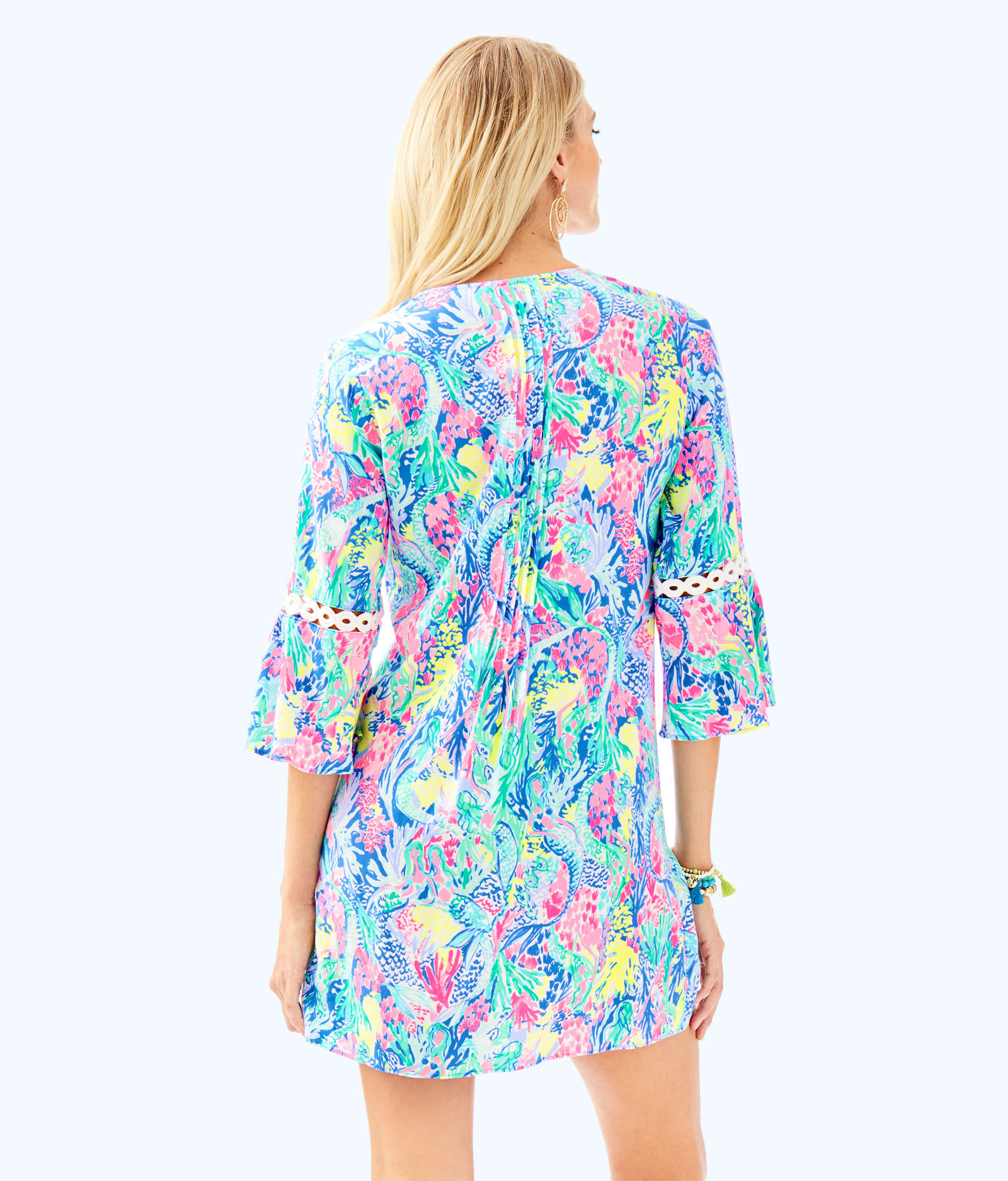 Hollie Tunic Dress | 29032 | Lilly Pulitzer