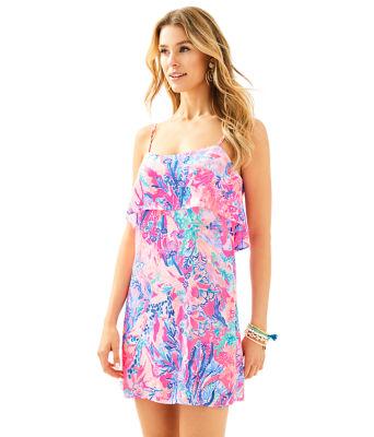 Lexi Dress, Light Pascha Pink Aquadesiac, large