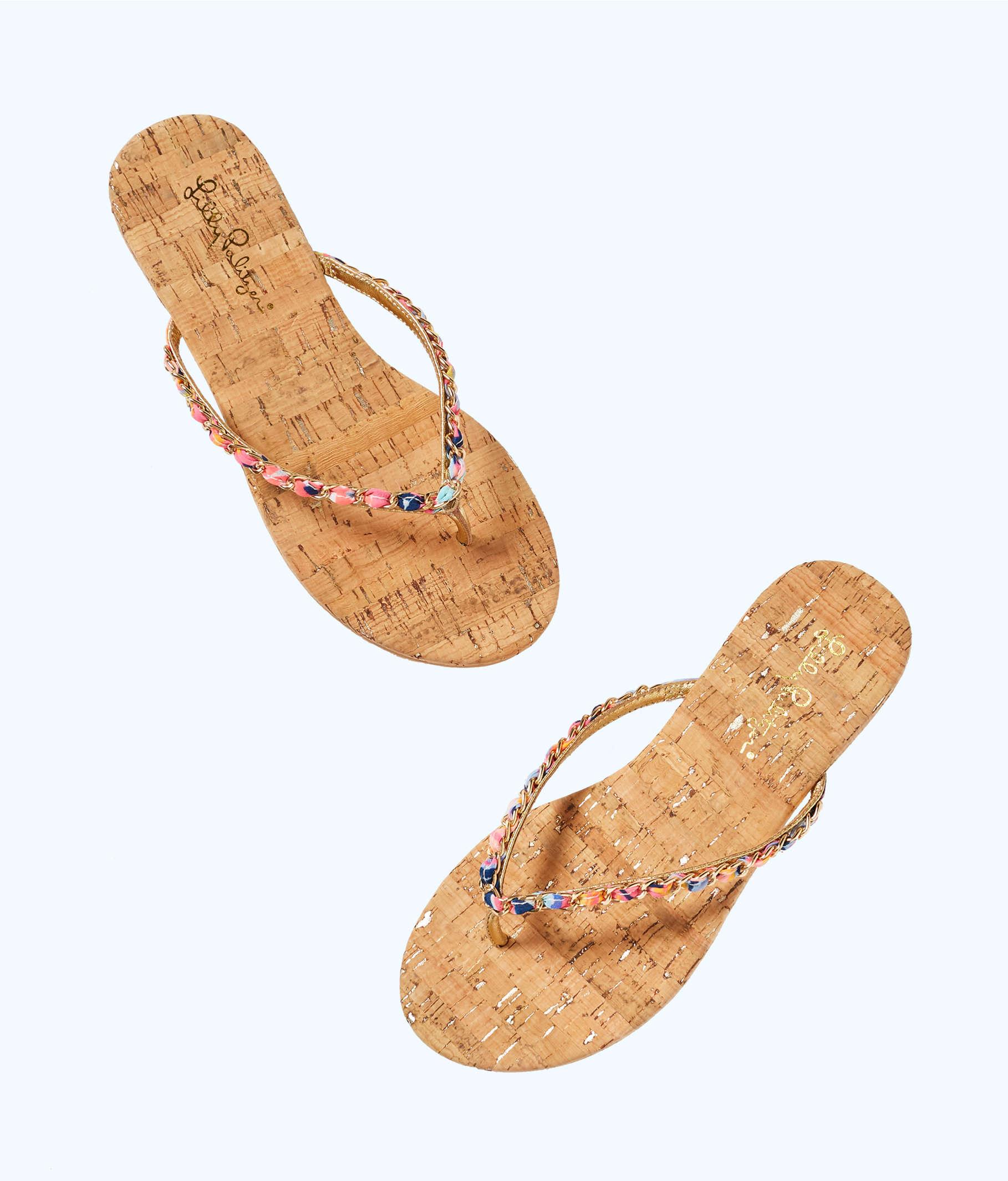 Lilly Pulitzer Naples Sandal 4jS7R6sk