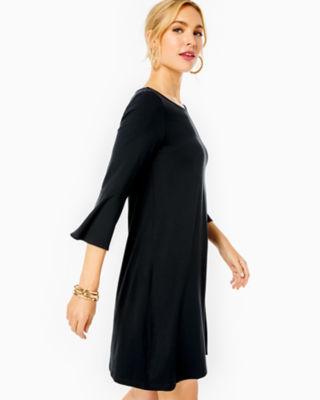 Ophelia Dress, Onyx, large
