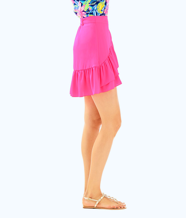 Nessa Skirt, Pink Cosmo, large