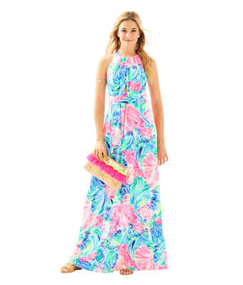 Martina Maxi Dress, , large