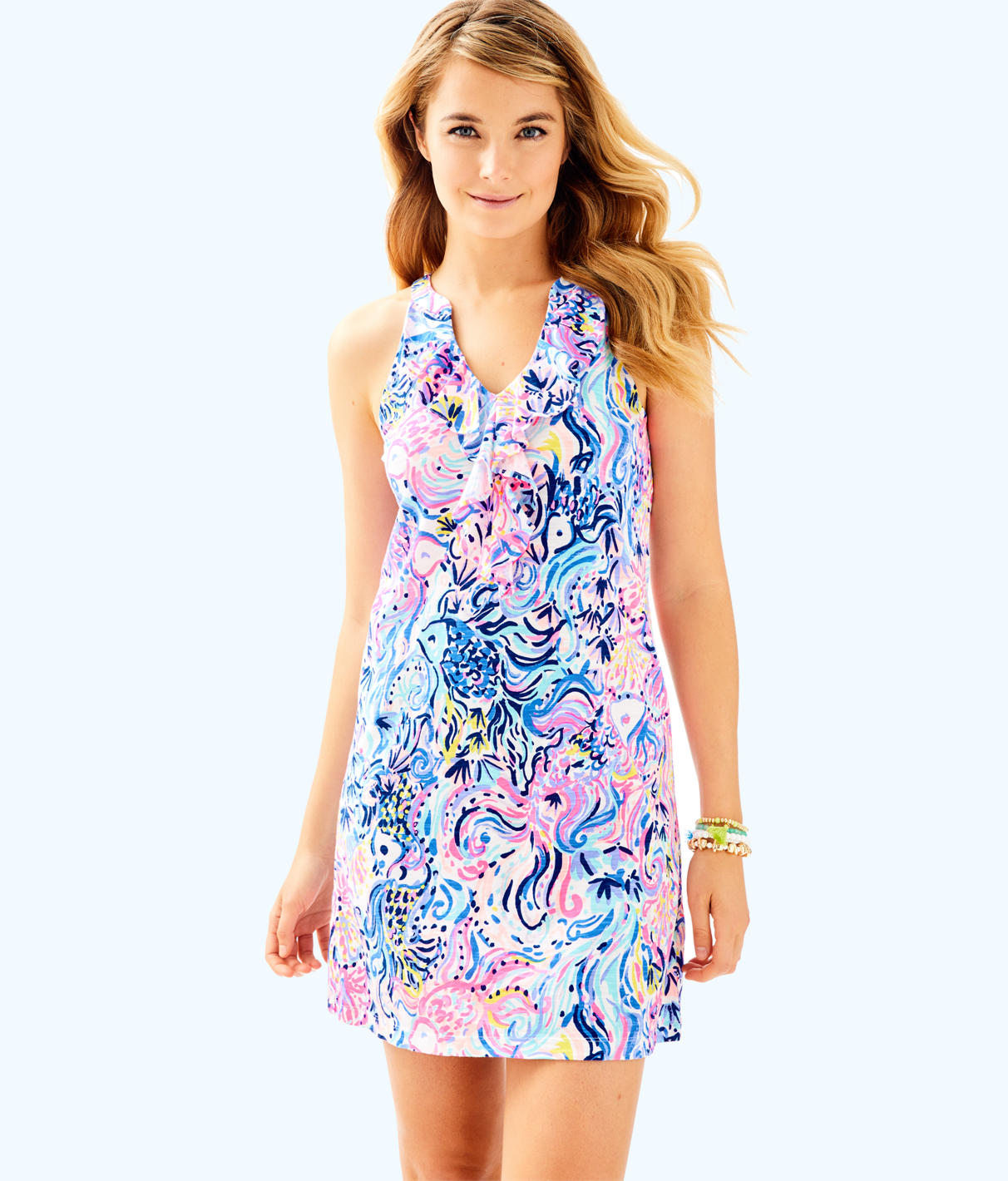 Lilly Pulitzer Lilly Pulitzer Womens Shay Dress