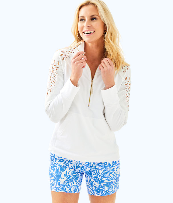 Skipper Solid Popover, Resort White, large