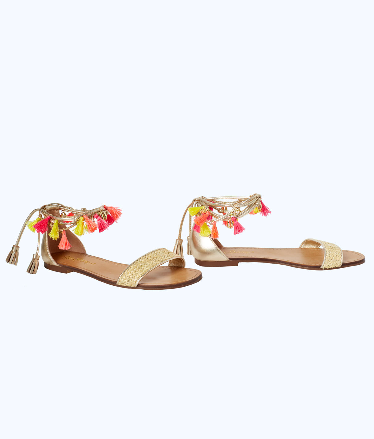 Lilly Pulitzer Lilly Pulitzer Womens Willa Sandal