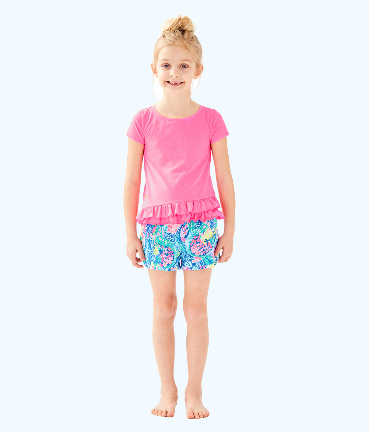 Lilly Pulitzer Lilly Pulitzer Girls Ceclie Short