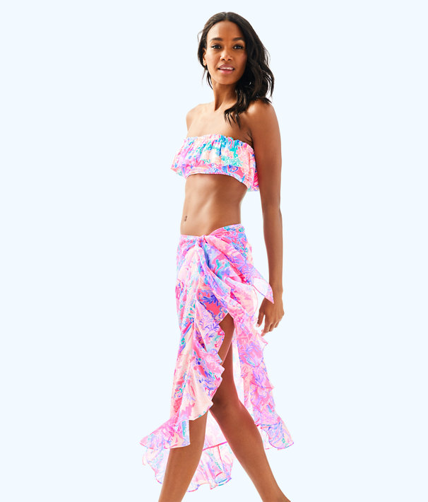 Wilda Sarong, Light Pascha Pink Aquadesiac, large