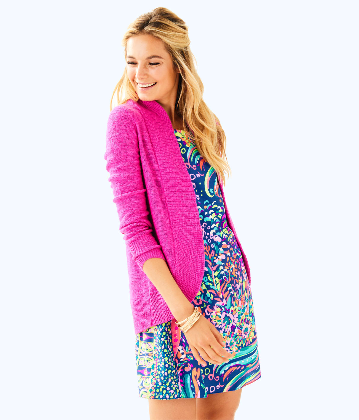 Lilly Pulitzer Lilly Pulitzer Womens Amalie Cardigan