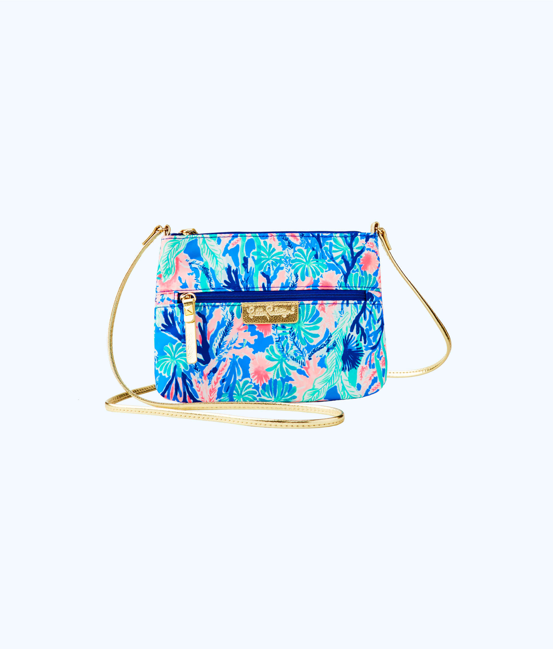 Lilly Pulitzer Lilly Pulitzer Zip It ID Crossbody Bag HJNzPSC