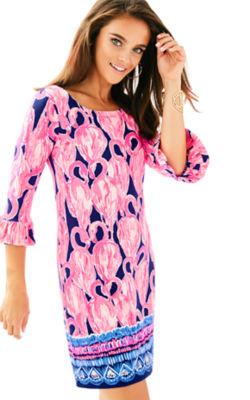 UPF 50+ Sophie Ruffle Dress, , large