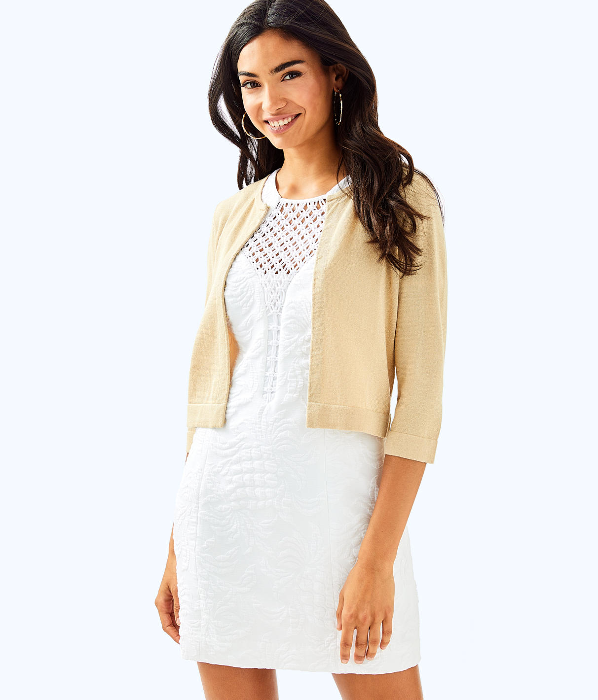 Lilly Pulitzer Lilly Pulitzer Womens Anne Cardigan