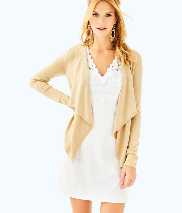 Maleta Cardigan, Sand Bar Metallic, large