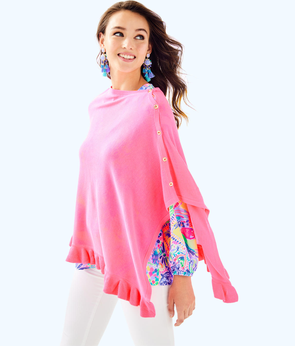 Lilly Pulitzer Lilly Pulitzer Womens Valiente Wrap