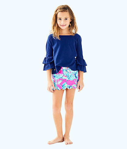 Lilly Pulitzer Lilly Pulitzer Girls Mazie Top