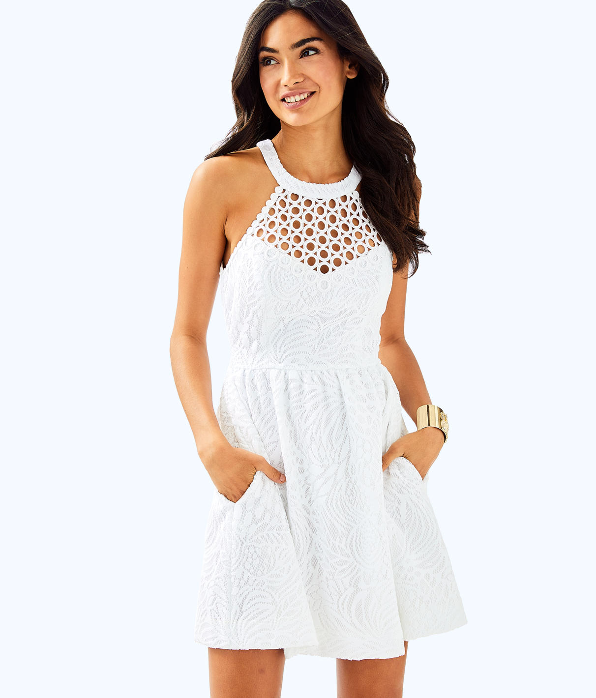 Lilly Pulitzer Lilly Pulitzer Womens Kinley Dress