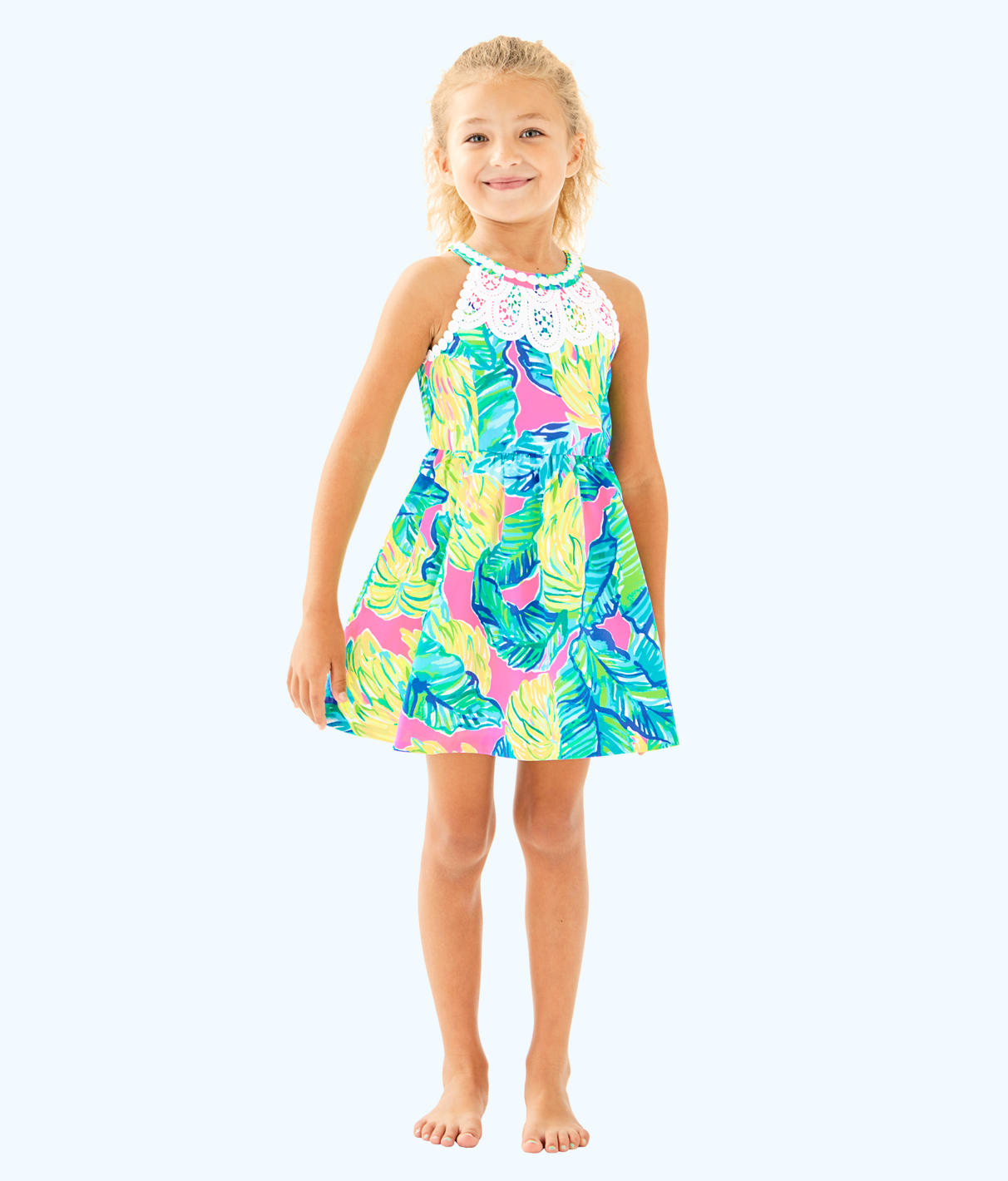 Lilly Pulitzer Lilly Pulitzer Girls Little Kinley Dress