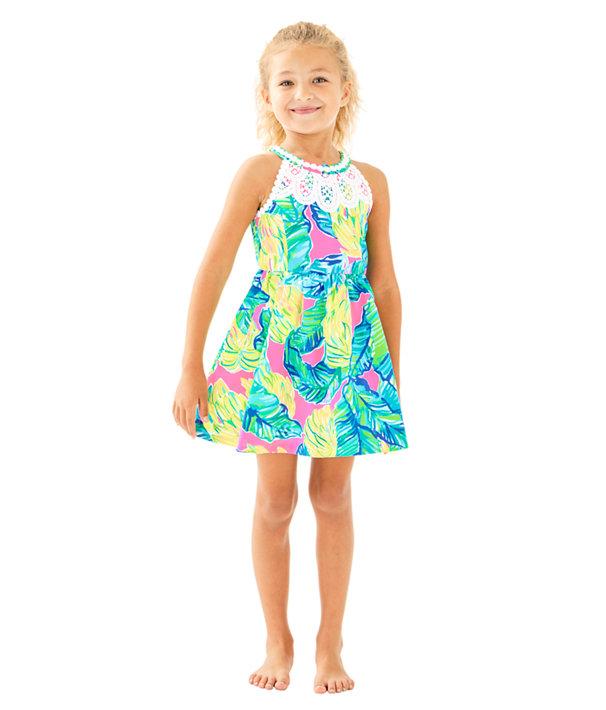 Girls Little Kinley Dress, , large