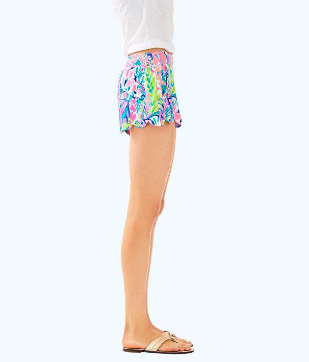 "4"" Dahlia Short, Multi Gumbo Limbo, large"