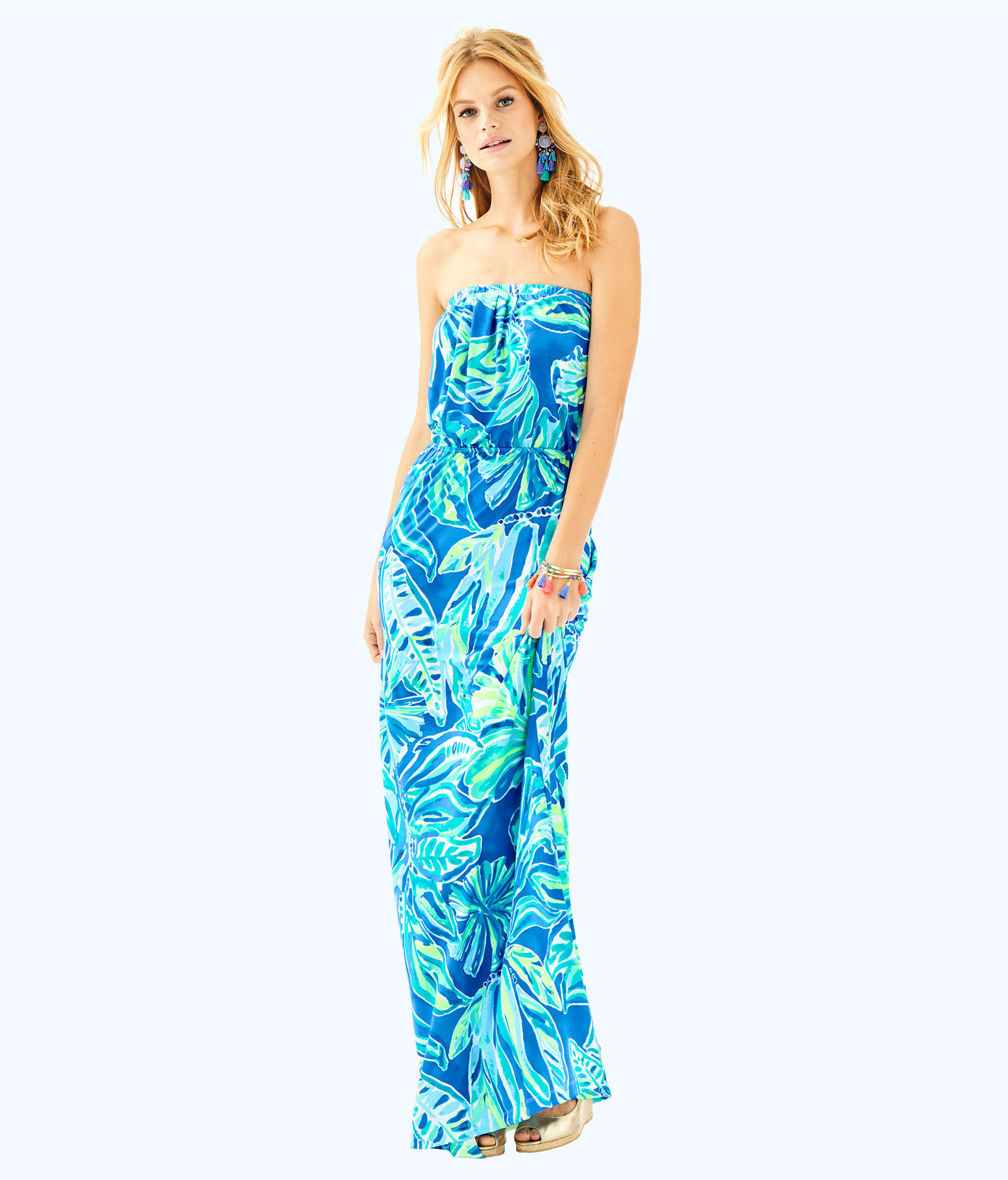Marlisa Maxi Dress | 29509 | Lilly Pulitzer