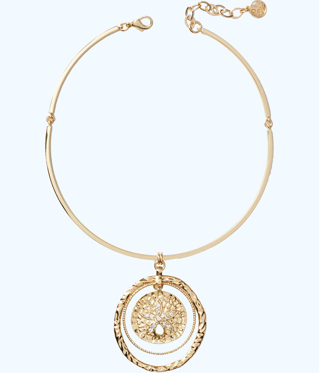 Lilly Pulitzer Lilly Pulitzer Sandy Coin Necklace
