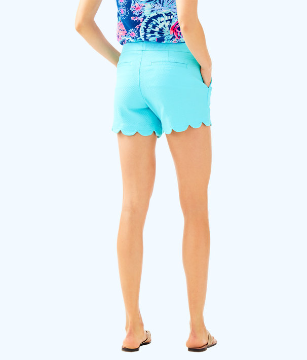 "5"" Buttercup Stretch Short, Seasalt Blue, large"