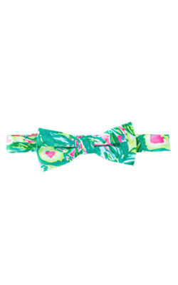 Boys Bow Tie, Pink Sunset Guac And Roll Mens, large