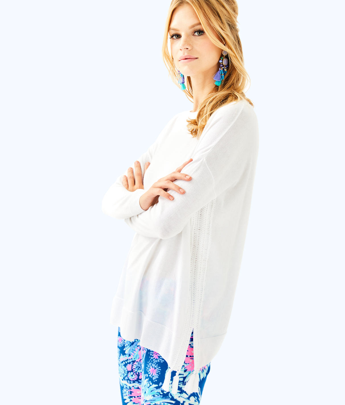 Lilly Pulitzer Lilly Pulitzer Womens Damara Sweater