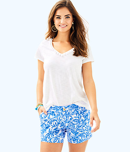 """5"""" Callahan Short, Resort White On A Roll, large"""