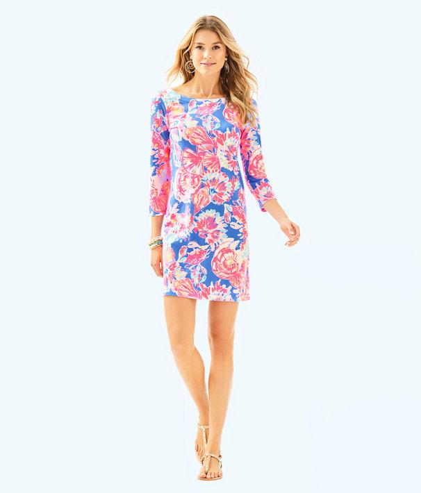 Noelle Dress, Bennet Blue Bay Dreamin, large