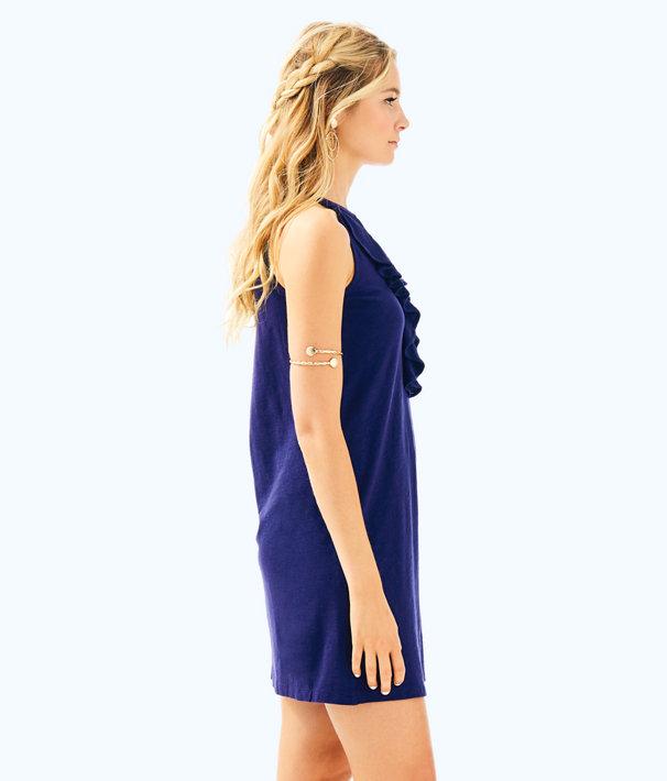 Shay Dress, True Navy, large