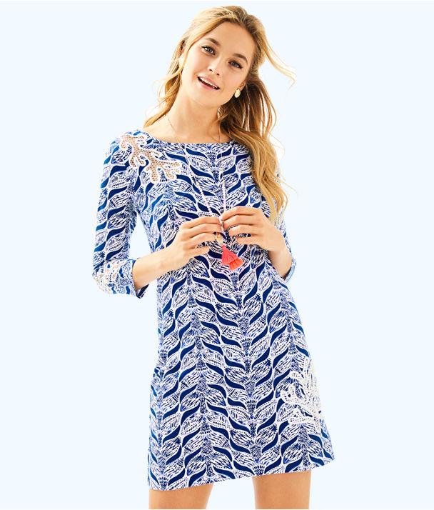 Marlowe Dress, Resort White A Mermaids Tail, large