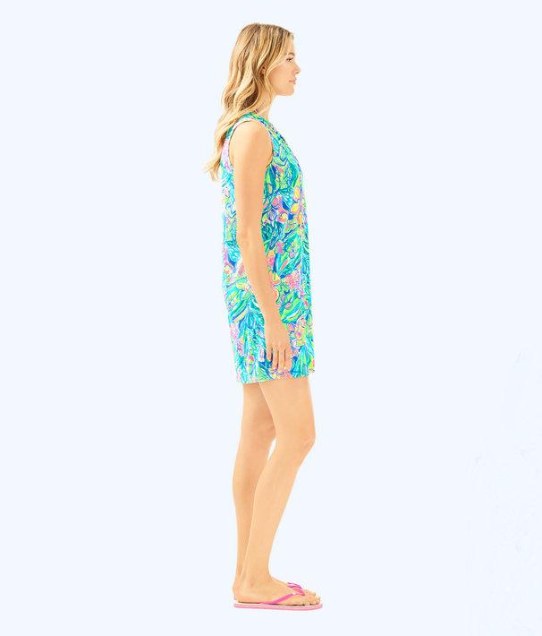 Johana Cover Up, Bennet Blue Surf Gypsea Swim, large
