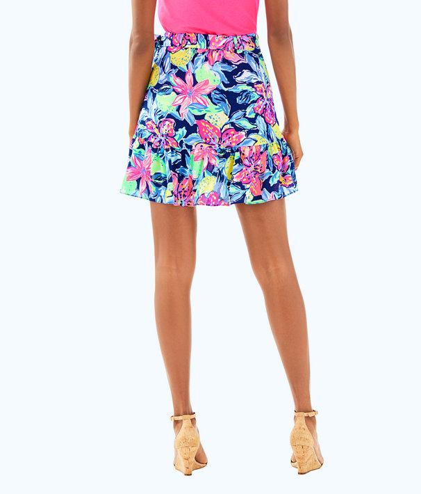Nessa Skirt, Nauti Navy Capri Soleil, large