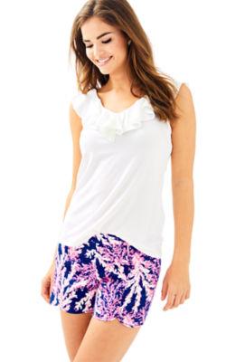 Alessa Top, Resort White, large