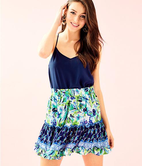 Raya Skirt, Multi Petal Faster Engineered Skirt, large