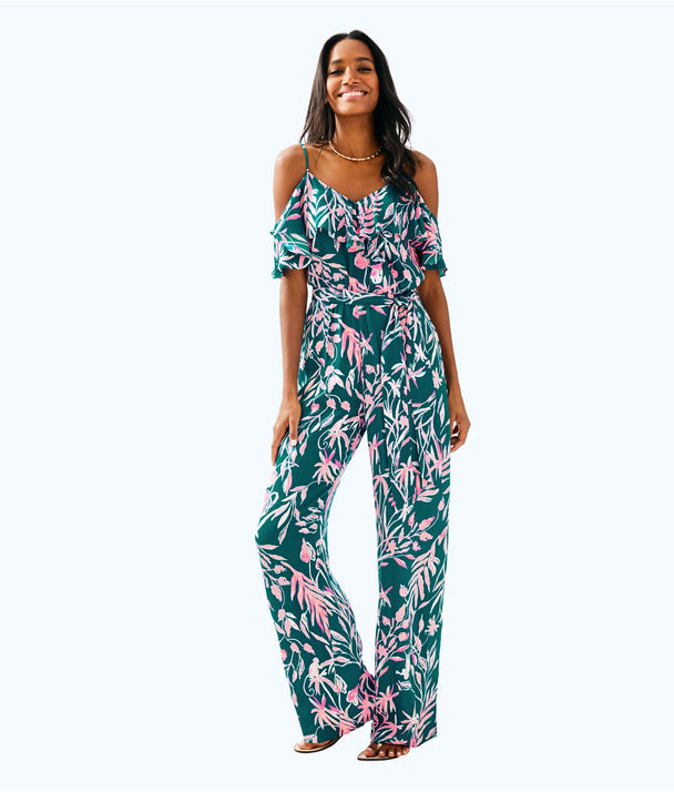 Emilea Jumpsuit, Tidal Wave Its Prime Time, large