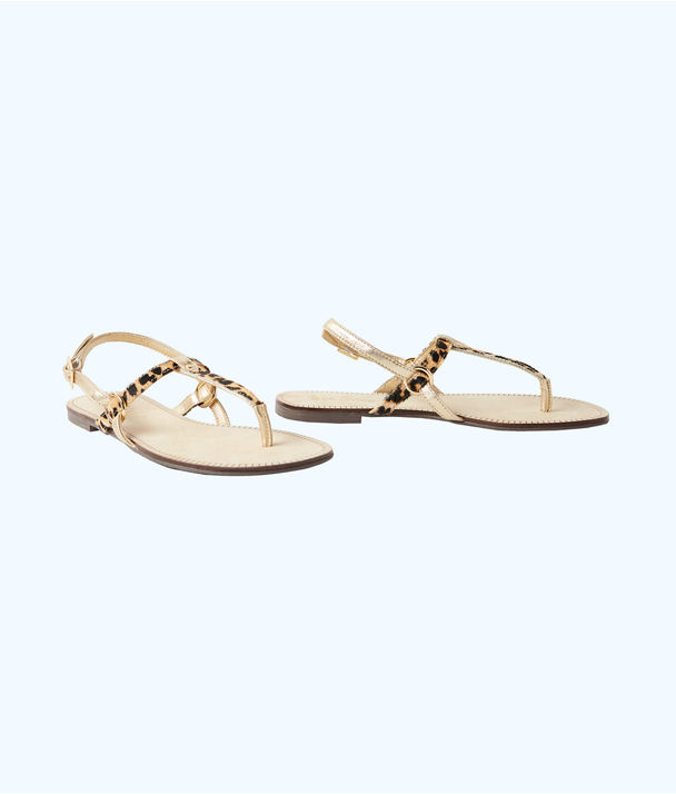 Jackie Sandal, Natural, large