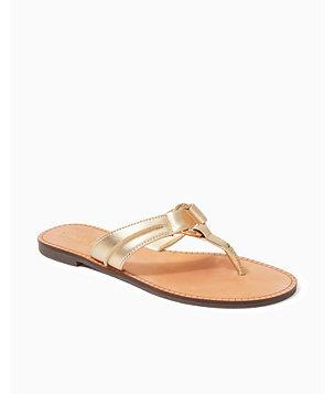 McKim Leather Sandal, , large