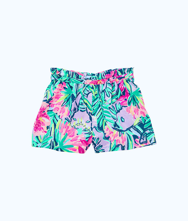 Girls Petra Short, Multi Slathouse Soiree, large