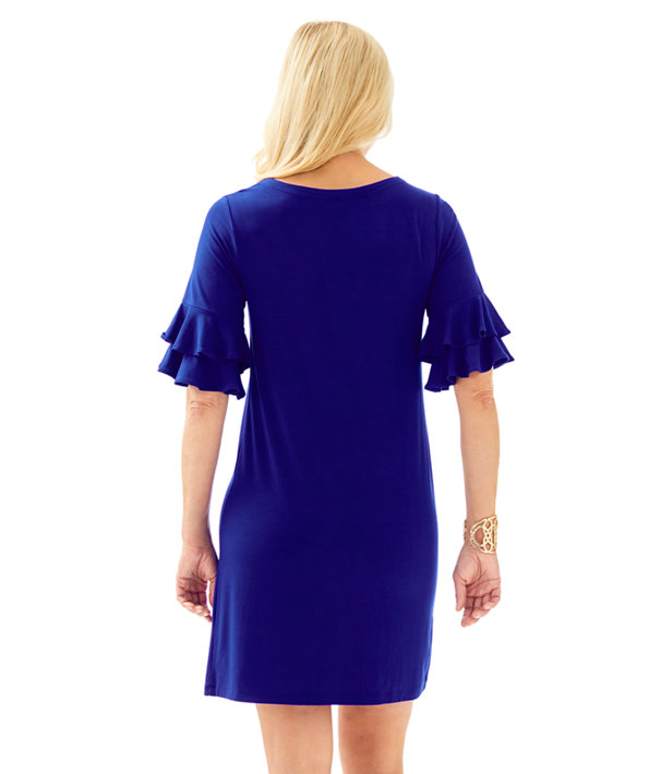 Lula Dress, Twilight Blue, large