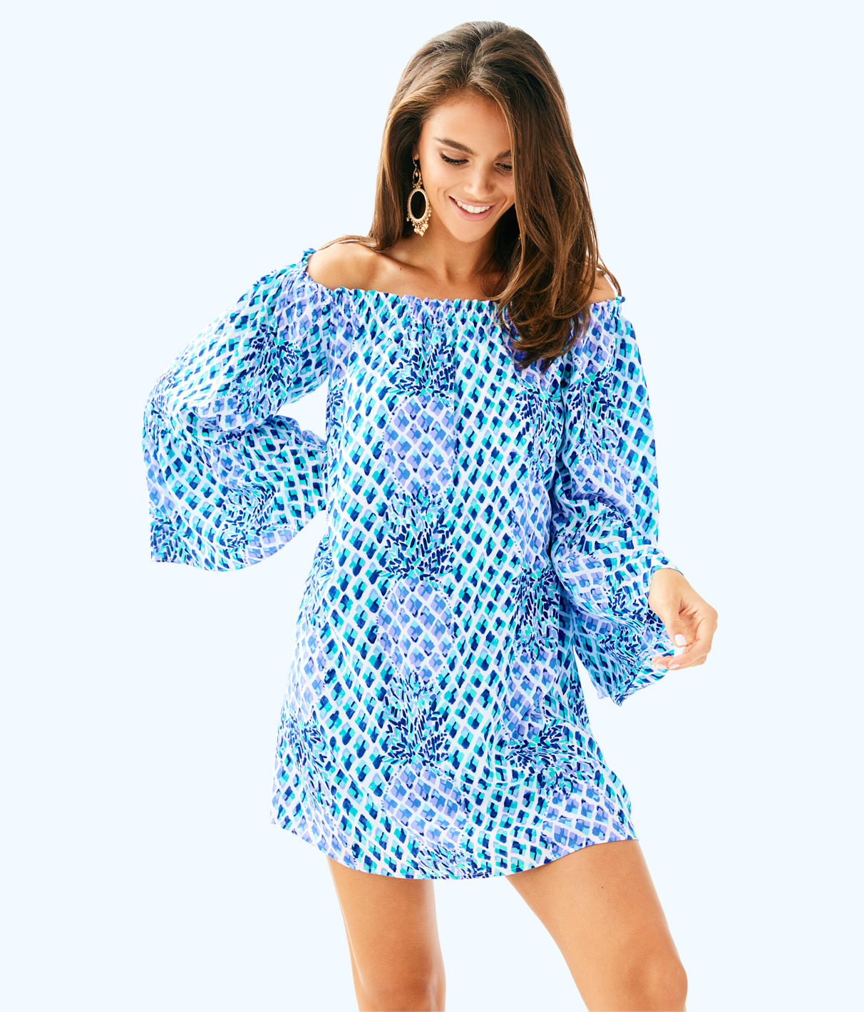 Lilly Pulitzer Lilly Pulitzer Womens Nevie Dress