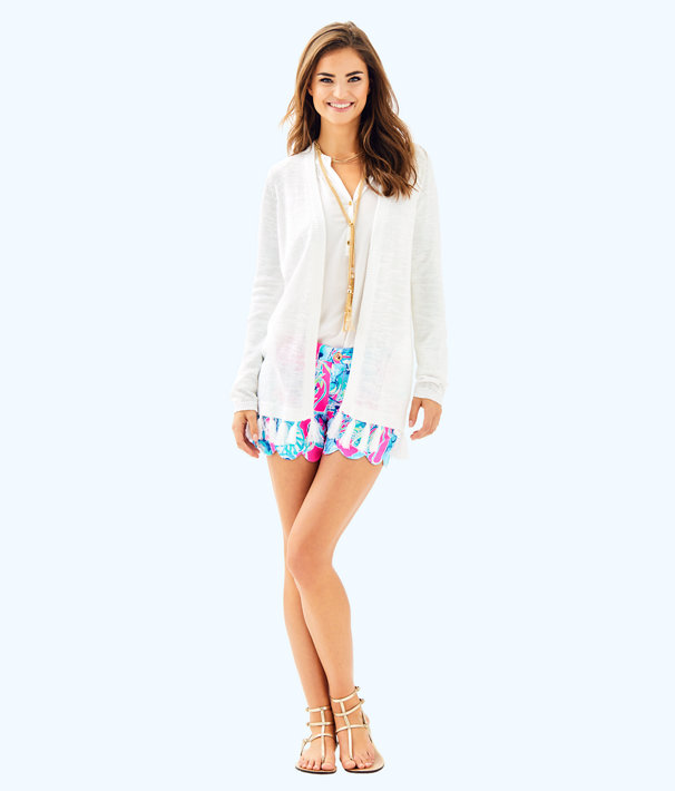 Edita Cardigan, Resort White, large